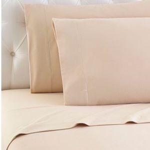 MICRO-Flannel Twin Sheet Set NEW - Chino Color